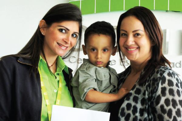 FR_Donacion realizada al niño enmanuel hernandez