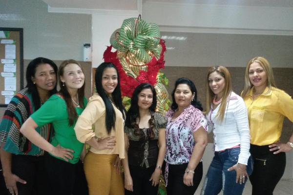 RS_cena navideña clinicas colina 2015