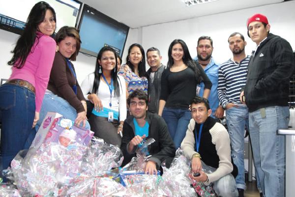 RS_entrega de cestas a gps movil de venezuela